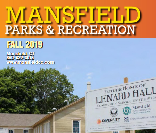 Fall 2019 Brochure Parks and Recreation