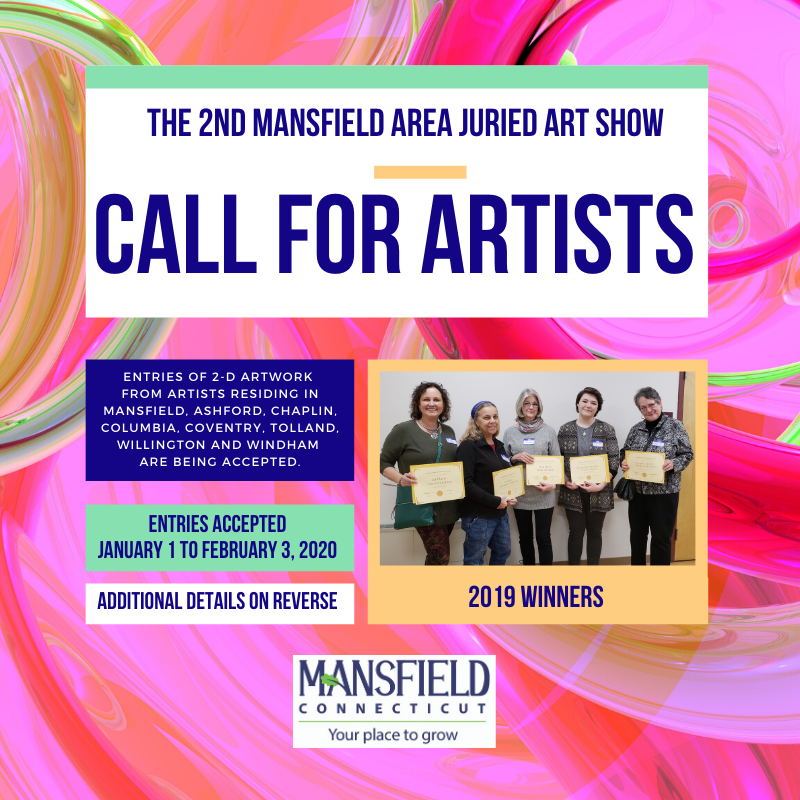 Juried art show call to artist 2020