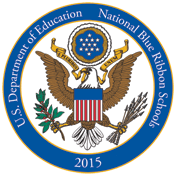 US Department of Education National Blue Ribbon Schools Seal