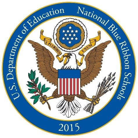 U.S. Department of Education National Blue Ribbon Schools 2015