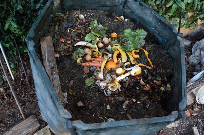 SecondCompostPile
